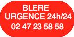 Bléré-urgence