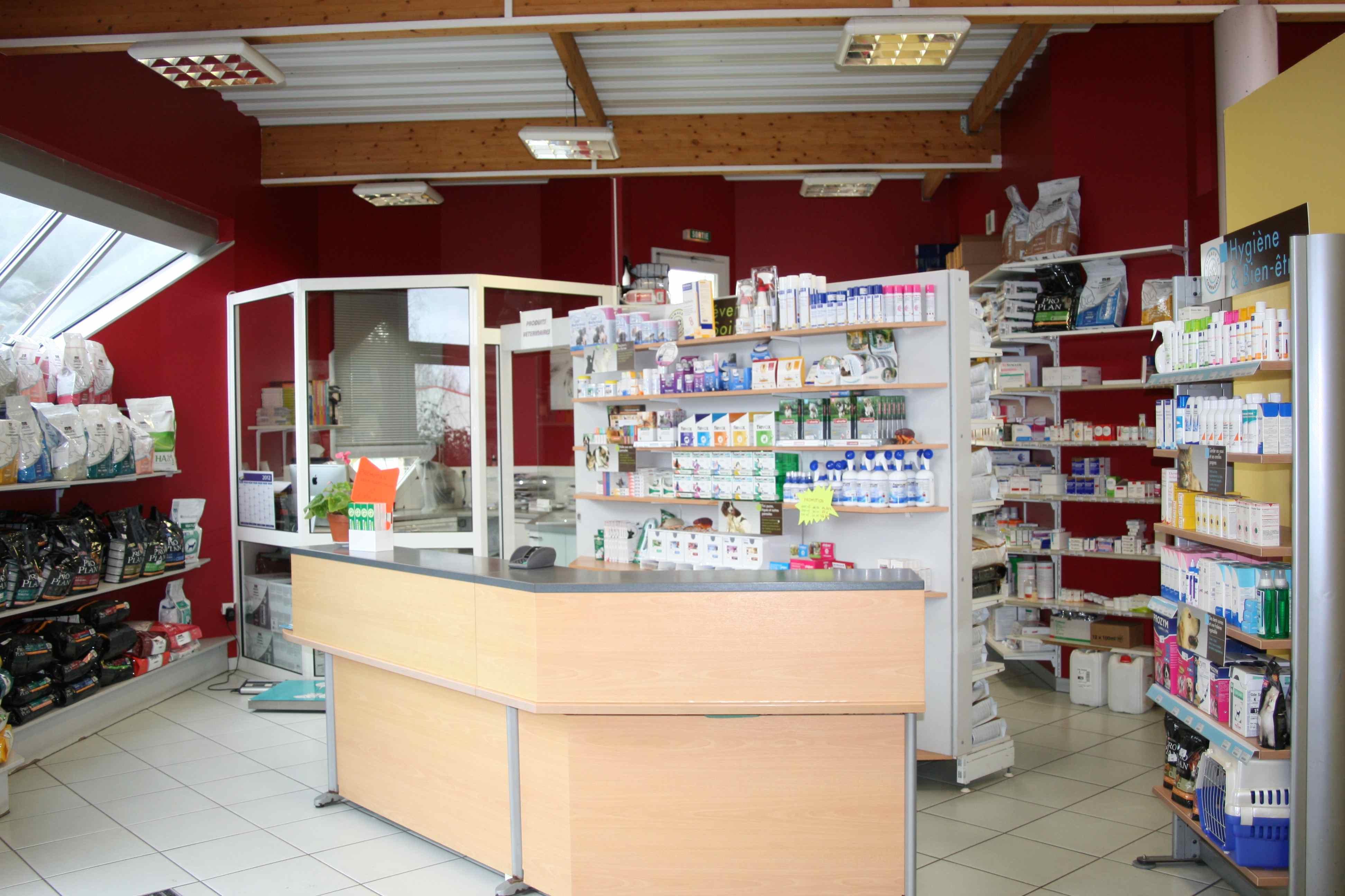 Clinique de Bléré - Accueil