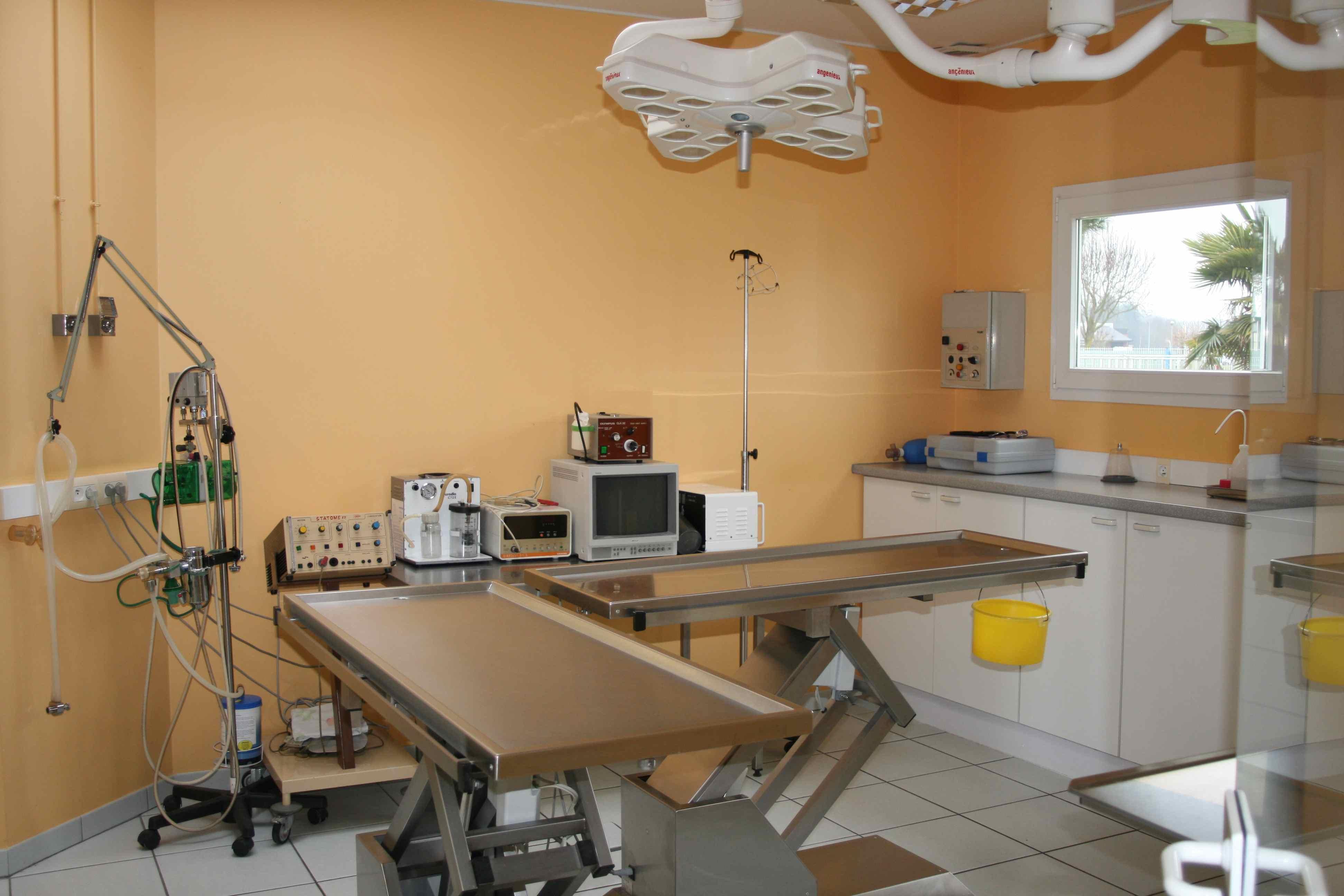 Clinique de Bléré - Chirurgie abdominale