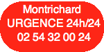 Montrichard-urgence