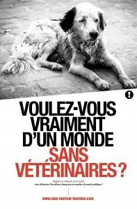 UN monde sans veterinaires
